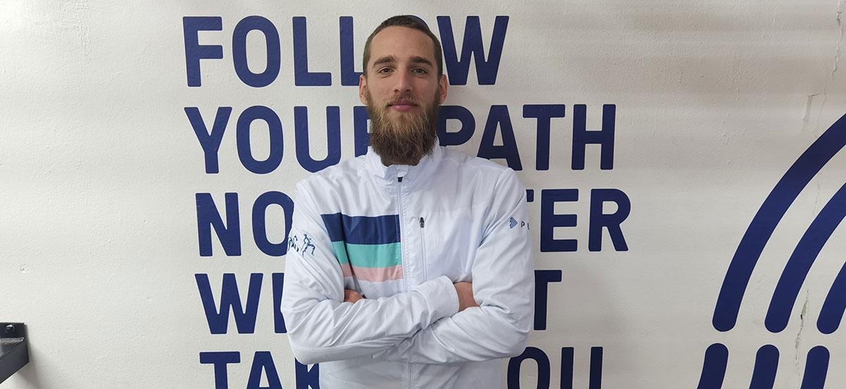 Marko Mihailovic BRC trener nordic walking