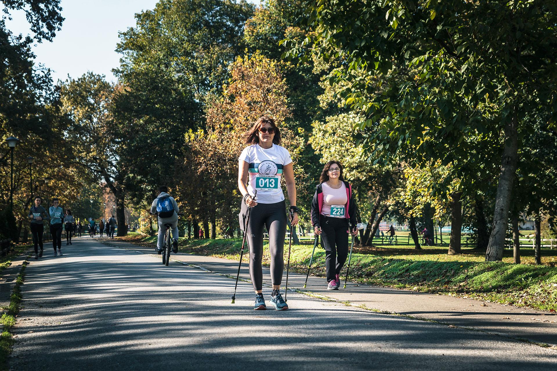 Dobro došli u svet nordijskog hodanja - Nordijsko hodanje Srbije